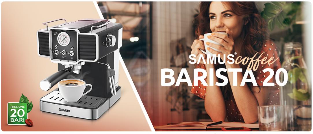 Espressor Samus Evolution 20